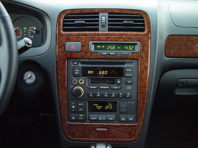jeep cherokee stereo wiring diagram 2017 ford ranger tail light hyundai xg350 reviews: research new & used models | motor trend
