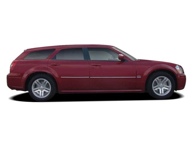 2007 Dodge Magnum Wheels