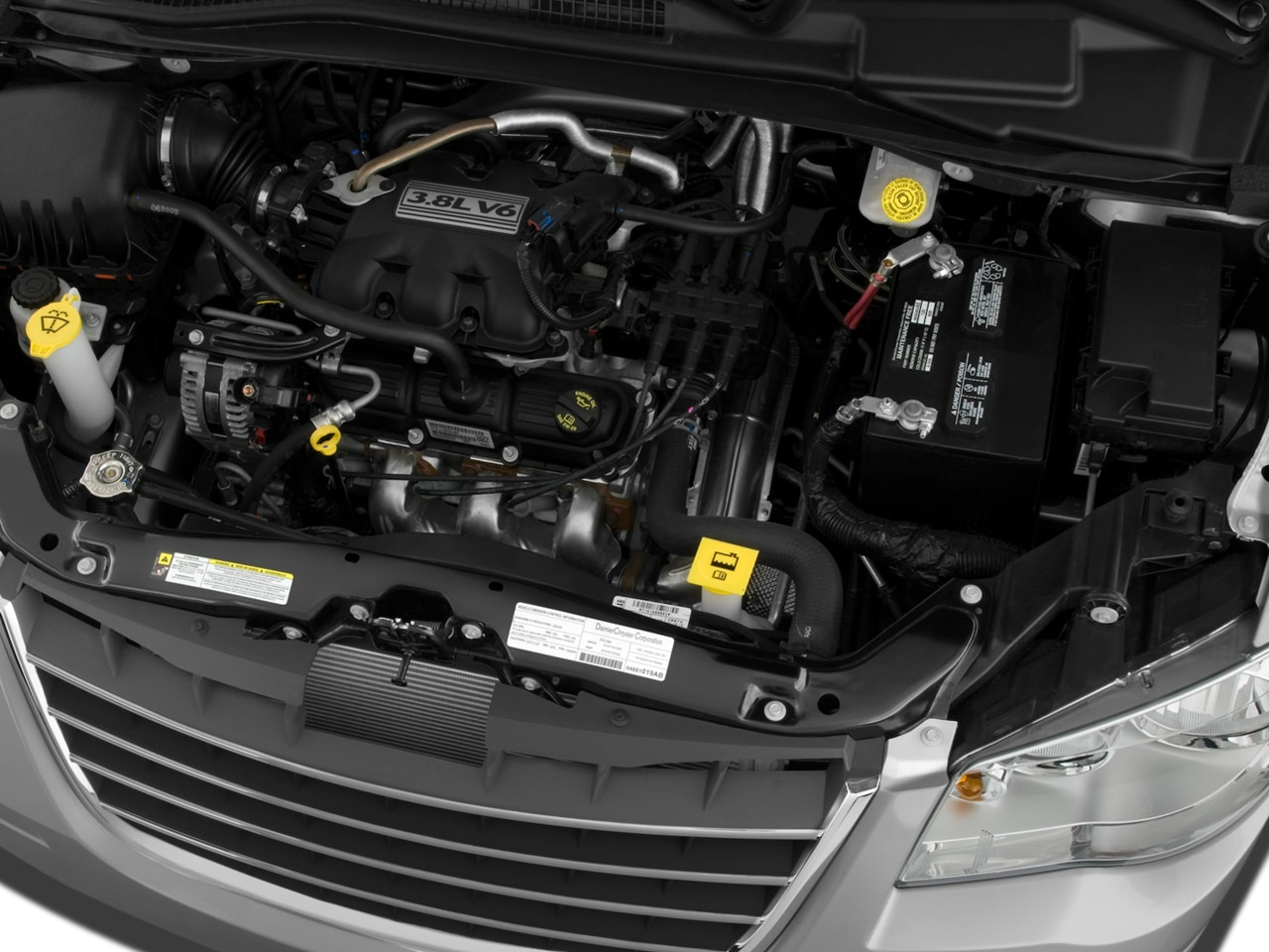 hight resolution of 2009 chrysler town country reviews and rating motor trend 2010 toyota sienna engine diagram 2010