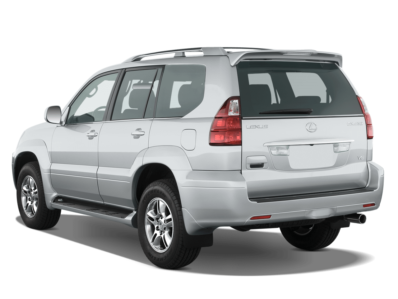 2009 Lexus GX470 Reviews And Rating Motortrend