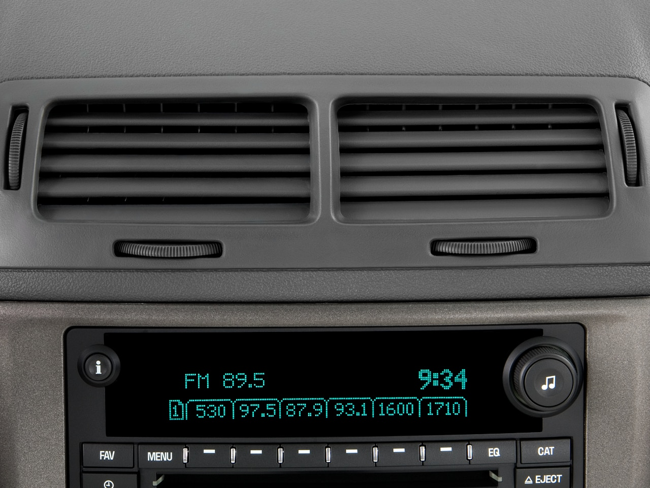 hight resolution of interior fuse box location 2005 2010 chevy cobalt radio removal