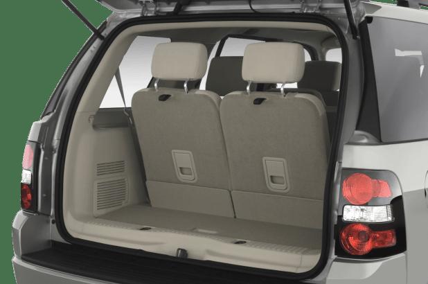 2010 Ford Explorer Interior Dimensions  Brokeasshomecom
