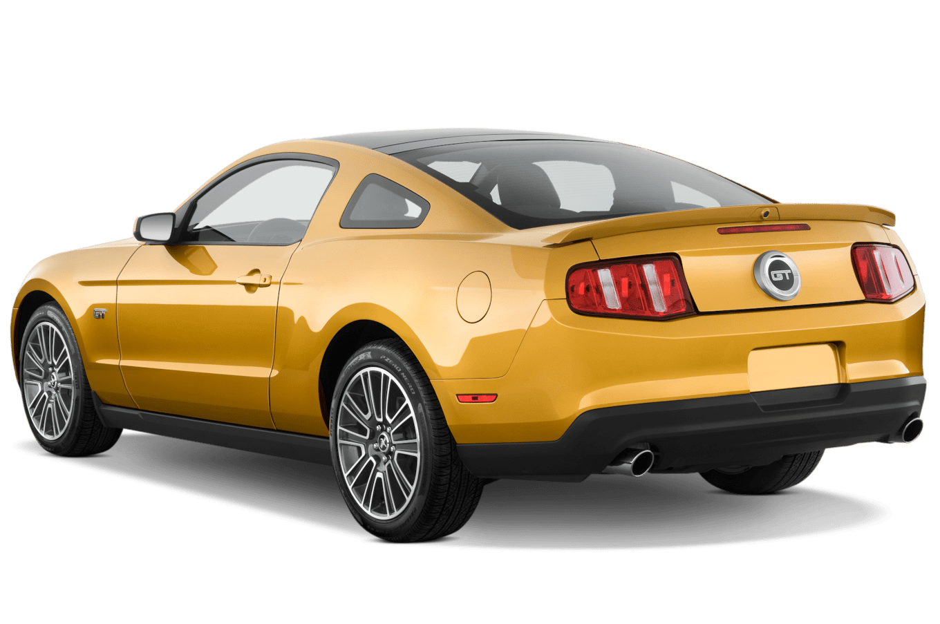 2010 Ford Mustang Gt Premium Engine