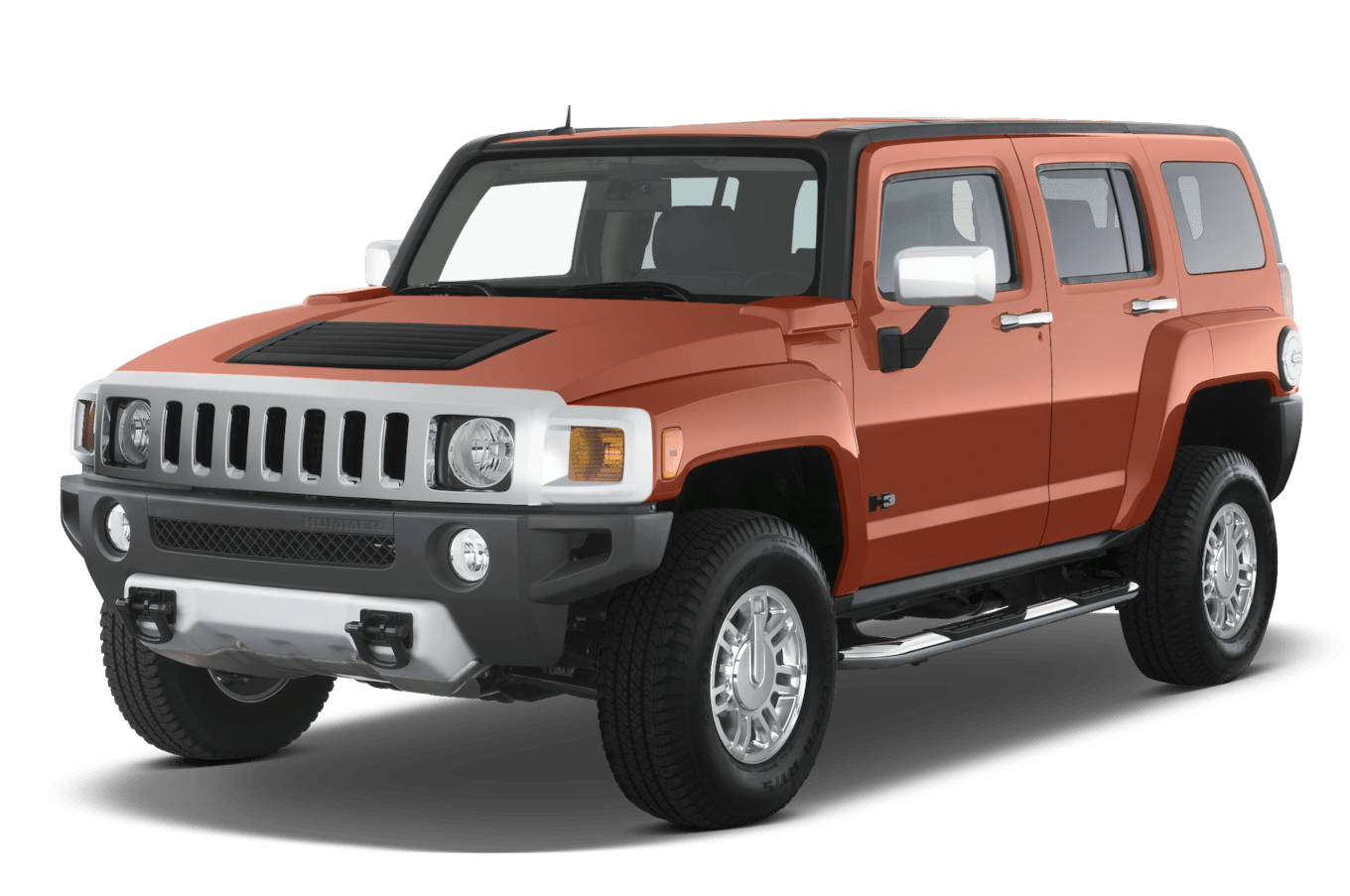 2008 Hummer H3 Reviews and Rating
