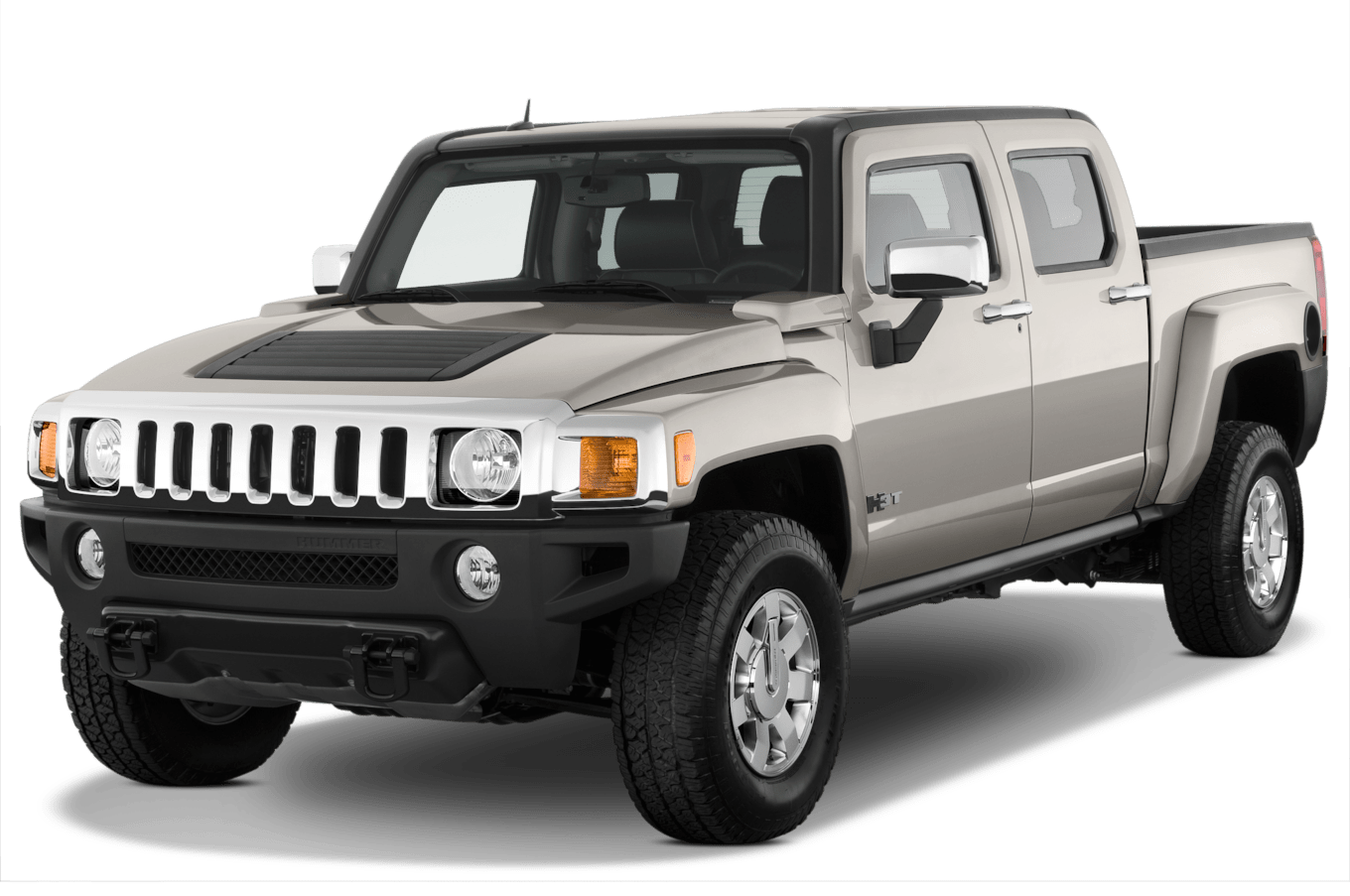 2009 Hummer H3T Reviews and Rating