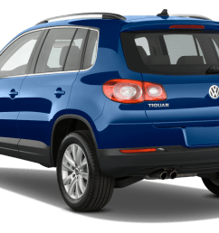 2010 volkswagen tiguan reviews and rating motor trend volkswagen vw touareg central wiring harness single parts [ 1360 x 903 Pixel ]
