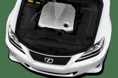 2011 lexus is350 navigation update