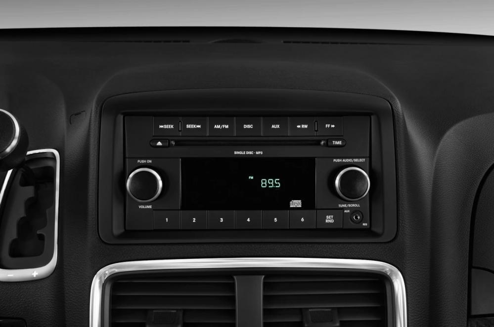 medium resolution of  2014 dodge grand caravan se minivan audio system 2014 dodge grand caravan reviews and rating motor wiring diagram