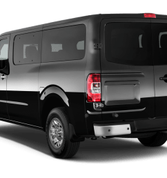 nissan nv 3500 mpg 2015 nissan nv3500 passenger reviews and rating motor trend [ 1360 x 903 Pixel ]
