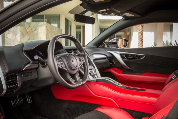 acura nsx 2015 interior. 2017 acura nsx reviews and rating motor trend 2015 interior