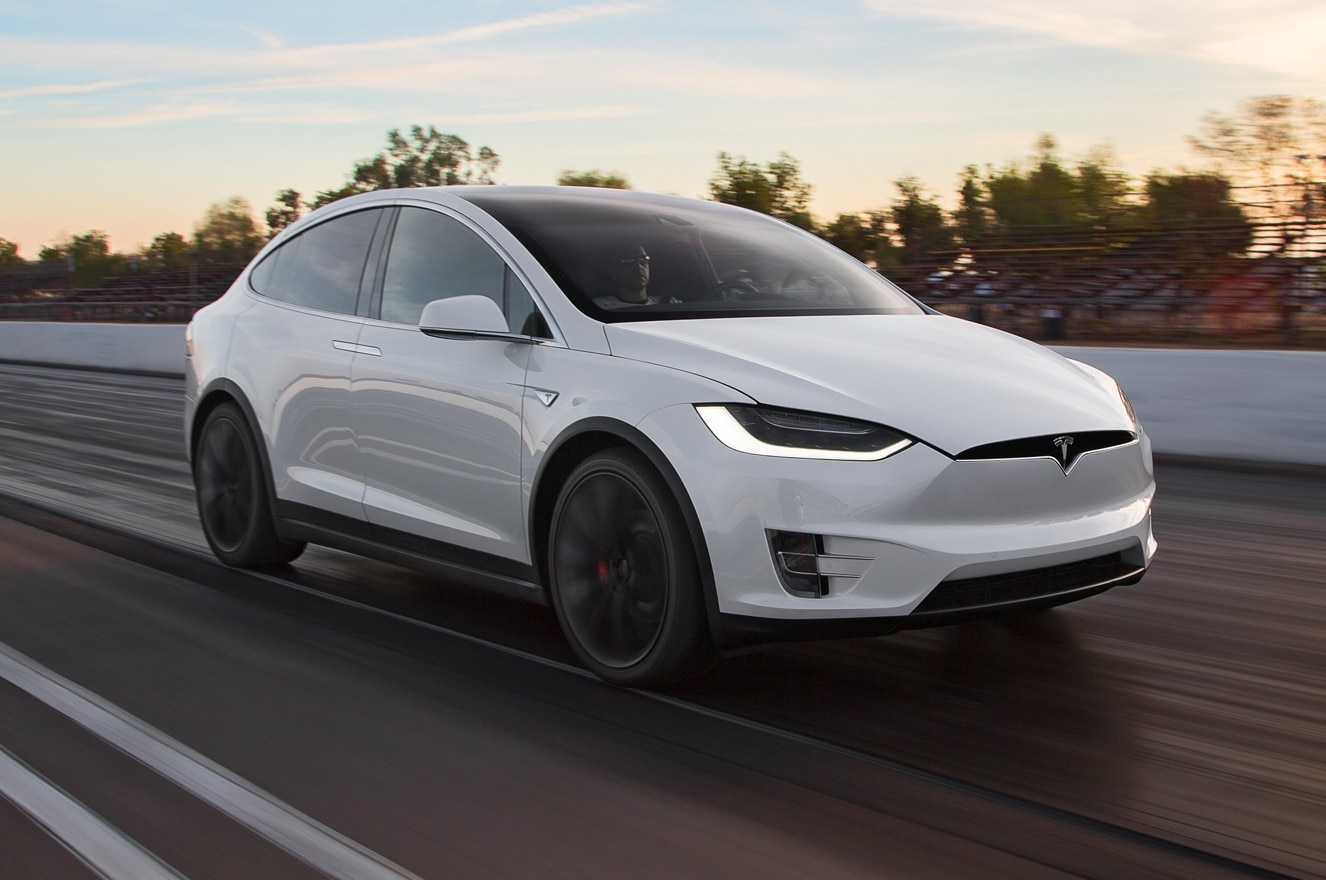 Tesla Model X Reviews: Research New & Used Models   Motor Trend