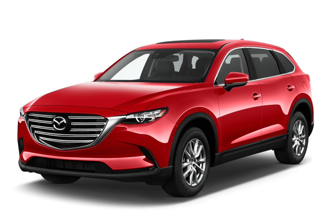 2016 Mazda Cx9 Reviews And Rating  Motor Trend