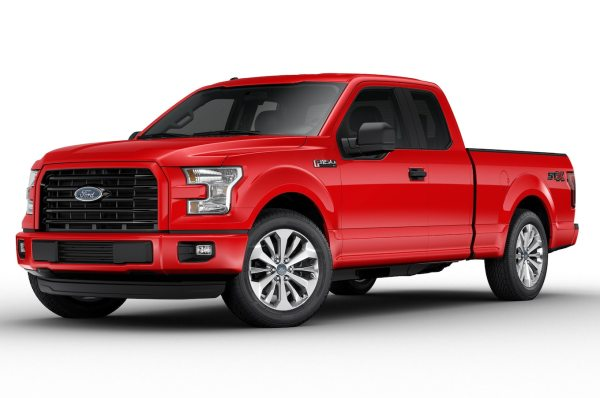 2017 Ford F150 Reviews and Rating Motor Trend