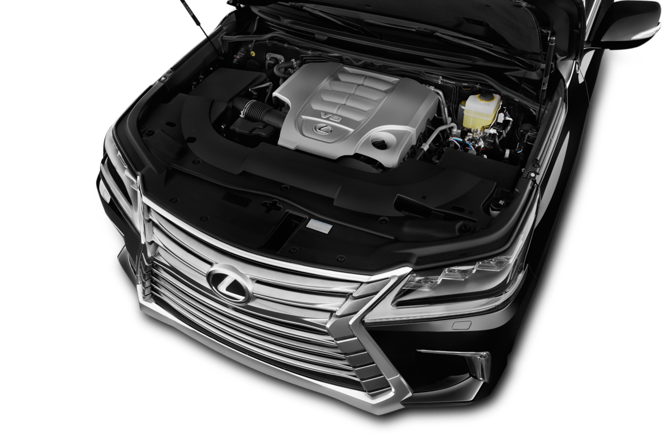 2017 Lexus LX570 Reviews and Rating