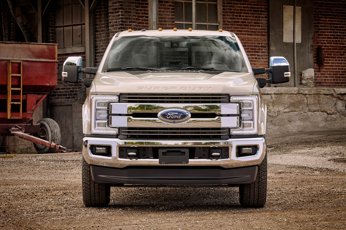 Ford F 350 Front End