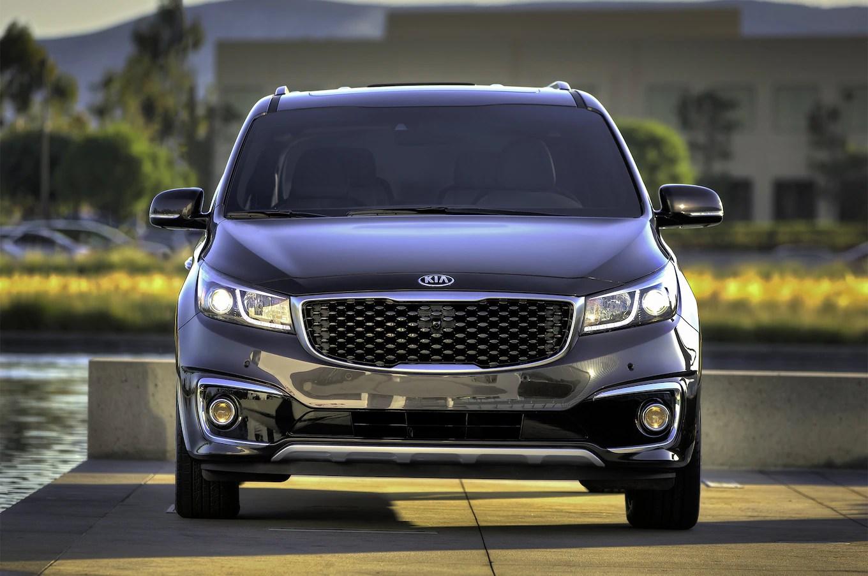 2017 Kia Sedona Reviews And Rating  Motor Trend