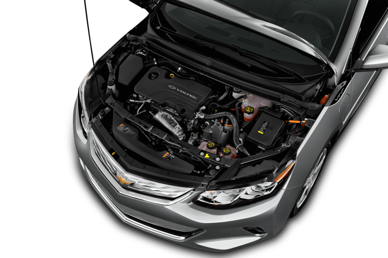 hight resolution of 2017 chevrolet volt reviews and rating motor trend 40 75