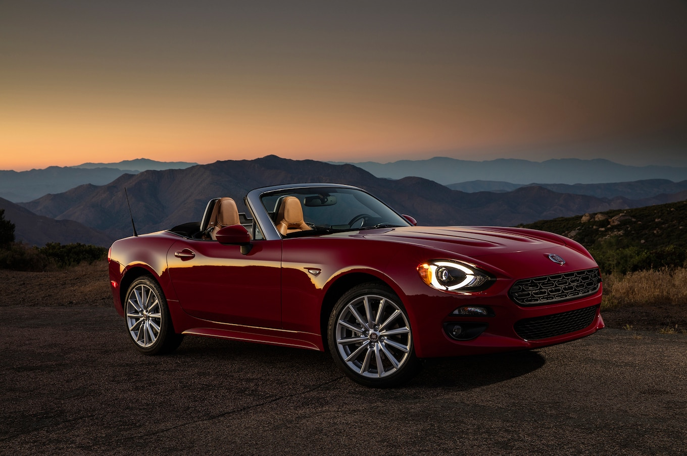 2018 Fiat 124 Spider Reviews And Rating  Motor Trend