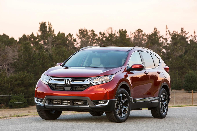 2018 Honda Crv Reviews And Rating  Motor Trend