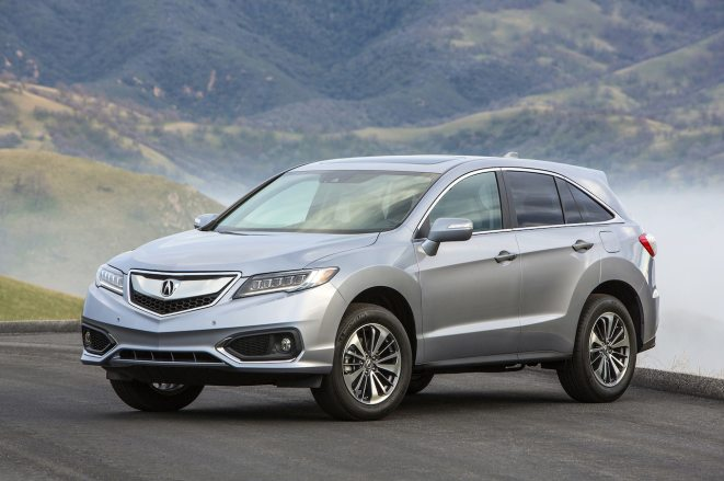 2018 acura rdx reviews and rating | motor trend