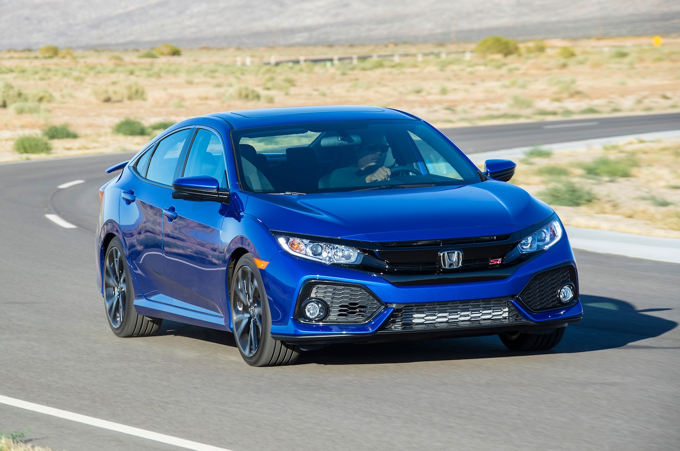 2018 Honda Civic Reviews And Rating  Motor Trend