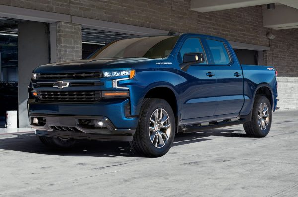 2019 Chevrolet Silverado 1500 And Rating Motor Trend