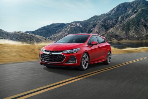 small resolution of 2019 chevrolet cruze