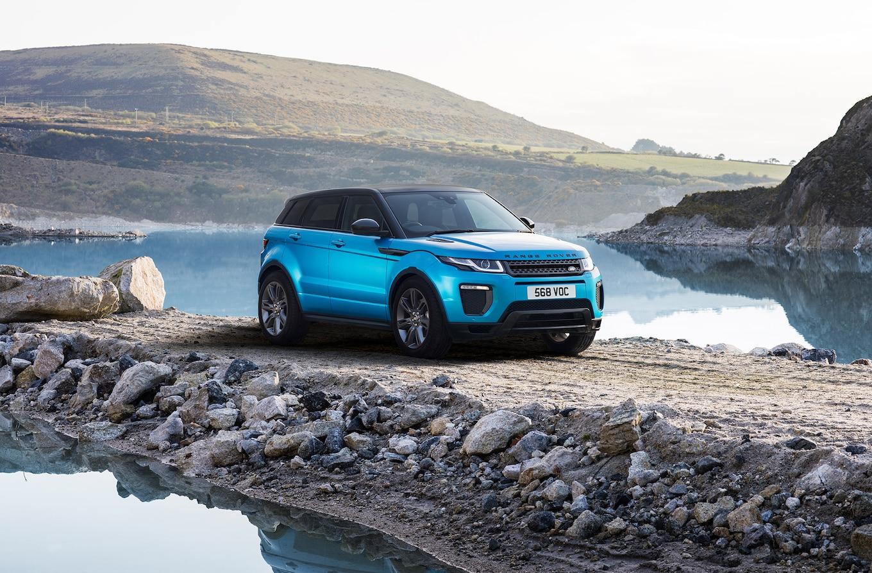 Next Gen Range Rover Evoque to Gain Velar Design Cues Motor Trend