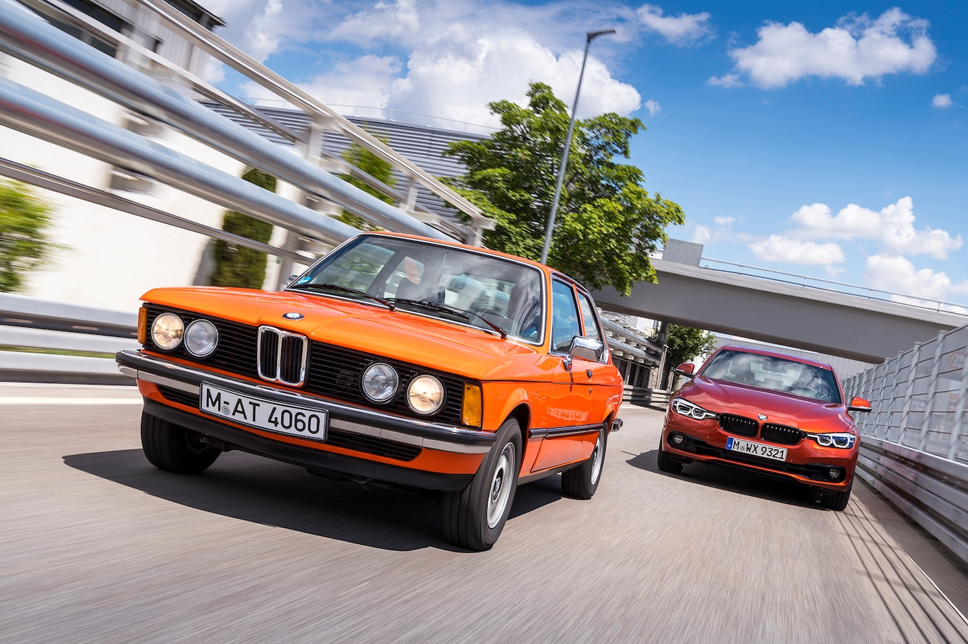 BMW Releases Videos on the History of the 5 Series Motor Trend