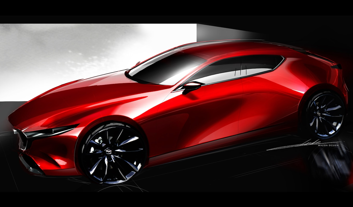 hight resolution of 2019 mazda3 s updated kodo styling will spread across lineup