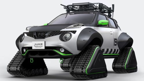 small resolution of nissan juke concept makes tracks for tokyo