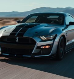 the 2020 ford mustang shelby gt500 rated for 760 hp motortrend motortrend [ 1360 x 765 Pixel ]