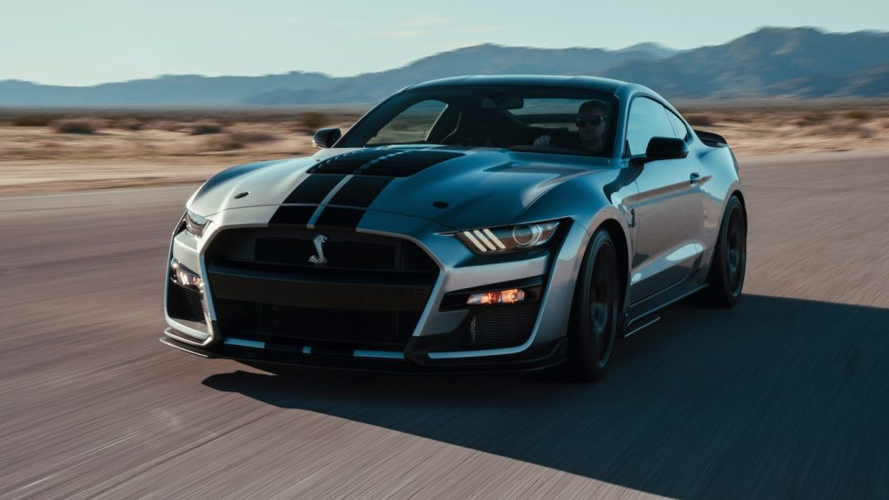 medium resolution of the 2020 ford mustang shelby gt500 rated for 760 hp motortrend motortrend