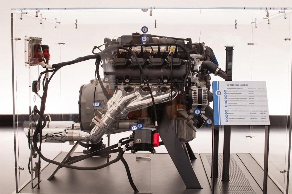 medium resolution of 392 crate hemi engine kit 02