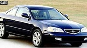 hight resolution of one year test update 2001 acura cl type s