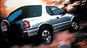 small resolution of road test 2002 isuzu rodeo s 4wd
