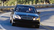 hight resolution of 2002 mercedes benz s55 amg first test