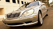 one year test verdict 2001 mercedes benz s500 sport [ 1190 x 661 Pixel ]