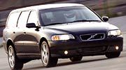 small resolution of road test 2004 volvo v70 r