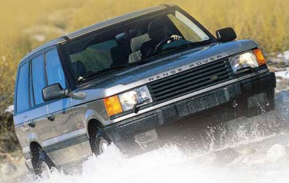 small resolution of road test 1999 land rover range rover 4 6 hse