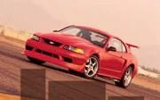 medium resolution of road test 2000 ford mustang svt cobra r