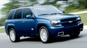 small resolution of first test 2006 trailblazer ss
