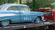 medium resolution of 2500 miles cross country in a barn find 1957 chevy bel air