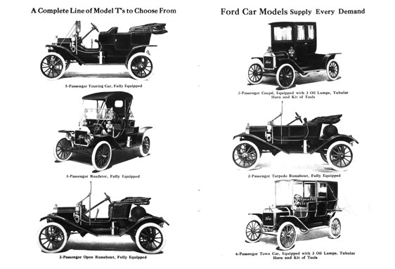 What would a 21st century Ford Model T look like?
