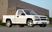 first look 2009 chevrolet colorado [ 1190 x 740 Pixel ]