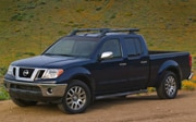 hight resolution of first look 2009 nissan frontier