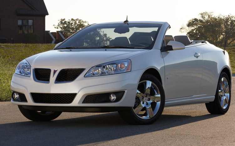 small resolution of mid season surprise 2009 5 pontiac g6 gets facelift new engine options
