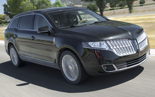 hight resolution of first test 2010 lincoln mkt ecoboost