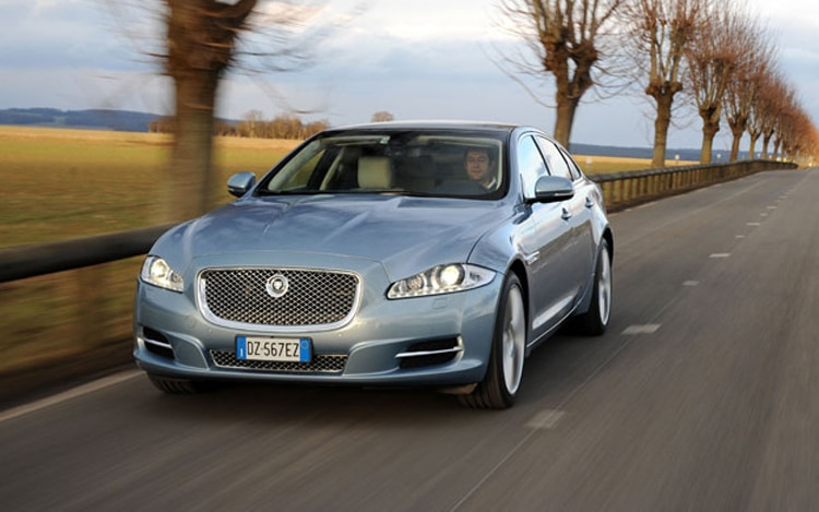 medium resolution of first drive 2011 jaguar xj