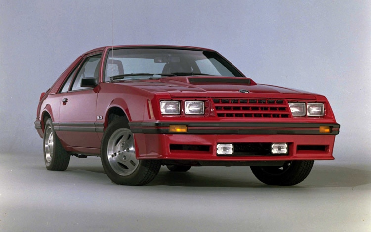 hight resolution of first drive 1982 ford mustang gt 302 ho